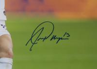 Alex Morgan Signed 16x20 Custom Framed Photo Display (JSA COA) at PristineAuction.com