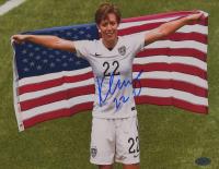 Meghan Klingenberg Signed Team USA 8x10 Photo (Leaf COA) at PristineAuction.com