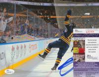Jack Eichel Signed Sabres 8x10 Photo (JSA COA) at PristineAuction.com
