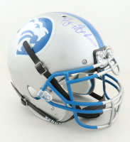 Barry Sanders Signed Full-Size Authentic On-Field Helmet (Beckett COA & Schwartz Hologram) at PristineAuction.com
