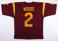 Robert Woods Signed Jersey (Pro Player Hologram) at PristineAuction.com