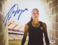 Alex Morgan Signed Team USA 8x10 Photo (PSA COA) at PristineAuction.com