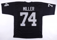Kolton Miller Signed Jersey (Pro Player Hologram) at PristineAuction.com
