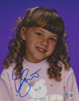 """Jodie Sweetin Signed """"Full House"""" 8x10 Photo (Beckett COA) at PristineAuction.com"""