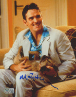"""Matt Dillon Signed """"There's Something About Mary"""" 8x10 Photo (Beckett COA) at PristineAuction.com"""