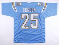 Melvin Gordon Signed Jersey (Gordon Hologram) at PristineAuction.com