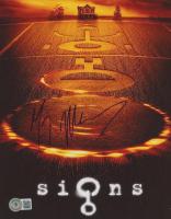"M. Night Shyamalan Signed ""Signs"" 8x10 Photo (Beckett COA) at PristineAuction.com"