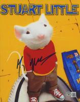 "M. Night Shyamalan Signed ""Stuart Little"" 8x10 Photo (Beckett COA) at PristineAuction.com"