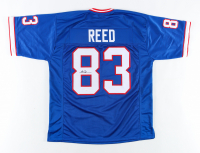 Andre Reed Signed Jersey (JSA Hologram) at PristineAuction.com