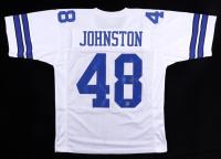 "Daryl Johnston Signed Jersey Inscribed ""Moose"" (Pro Player Hologram) at PristineAuction.com"
