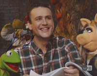 """Jason Segel Signed """"The Muppets"""" 8x10 Photo (Beckett COA) at PristineAuction.com"""