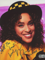 """Karyn Parsons Signed """"The Fresh Prince of Bel-Air"""" 8x10 Photo Inscribed """"All The Best"""" &  """"Hilary B"""" (Beckett COA) at PristineAuction.com"""