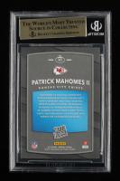 Patrick Mahomes II 2017 Donruss #327 RR RC (BGS 9.5) at PristineAuction.com