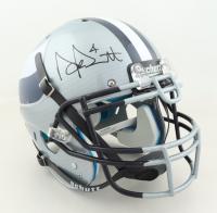 Dak Prescott Signed Full-Size Authentic On-Field Hydro-Dipped Helmet (Beckett COA) (See Description) at PristineAuction.com