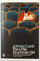 """John le Carre Signed """"The Little Drummer Girl"""" Softcover Book (Beckett COA) (See Description) at PristineAuction.com"""