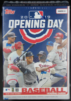 2019 Topps Opening Day Baseball Blaster Box with (11) Packs at PristineAuction.com