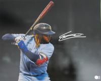 Vladimir Guerrero Jr. Signed Blue Jays 16x20 Photo (Beckett COA) at PristineAuction.com
