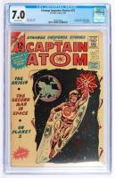 "1965 ""Strange Suspense Stories"" Issue #428 Charlton Comic Book (CGC 7.0) at PristineAuction.com"