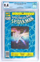 "1992 ""Spectacular Spider-Man"" Issue #189 Marvel Comic Book (CGC 9.4) at PristineAuction.com"