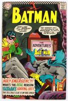 "1966 ""Batman"" Issue #183 DC Comic Book at PristineAuction.com"