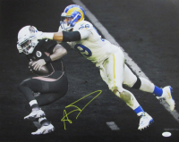 Aaron Donald Signed Rams 16x20 Photo (JSA COA) at PristineAuction.com