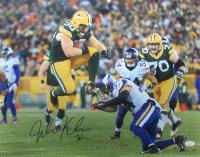 John Kuhn Signed Packers 16x20 Photo (JSA COA) at PristineAuction.com