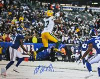 Davante Adams Signed Packers 16x20 Photo (JSA COA) at PristineAuction.com