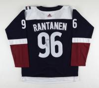 Mikko Rantanen Signed Avalanche Jersey (JSA COA) at PristineAuction.com