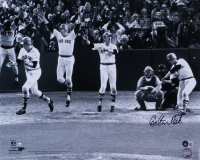 Carlton Fisk Signed Red Sox 16x20 Photo (Beckett COA) at PristineAuction.com
