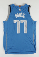 Luka Doncic Signed Mavericks Jersey (JSA COA) at PristineAuction.com