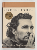 """Matthew McConaughey Signed """"Green Lights"""" Hardcover Book (Beckett COA) (See Description) at PristineAuction.com"""