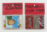 1973 West Corp Vendors Box of (20) Football Fun Packs at PristineAuction.com
