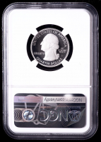 2018-S Voyageurs National Park, America the Beautiful Silver Quarter - From Limited Edition Silver Proof Set, First Day of Issue - Mercanti Signed Label (NGC PF70 Ultra Cameo) at PristineAuction.com