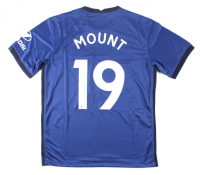 Mason Mount Signed Chelsea Jersey (Beckett COA) at PristineAuction.com