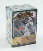 2021 Panini Absolute Baseball Blaster Box with (5) Packs (See Description) at PristineAuction.com