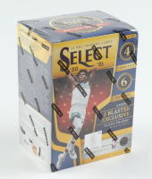 2020-21 Panini Select NBA Basketball Blaster Box with (6) Packs (See Descrioption) at PristineAuction.com
