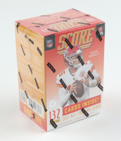 2021 Score Football Blaster Box with (11) Packs at PristineAuction.com