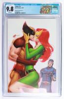 "2020 ""X-Men"" Issue #11 Nakayama Variant C Marvel Comic Book (CGC 9.8) at PristineAuction.com"