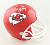 Tony Gonzalez Signed Chiefs Full-Size Helmet (JSA COA) at PristineAuction.com