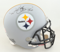 Jerome Bettis Signed Steelers Full-Size Helmet (Beckett COA) at PristineAuction.com