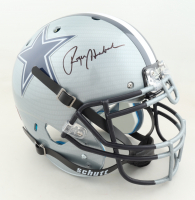 Roger Staubach Signed Full-Size Authentic On-Field Carbon Fiber Helmet (Beckett COA) at PristineAuction.com