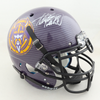 Adrian Peterson Signed Full-Size Authentic On-Field Carbon Fiber Helmet (Beckett COA) at PristineAuction.com