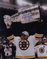 Dennis Seidenberg Signed Bruins 16x20 Photo (Seidenberg COA) at PristineAuction.com