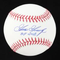 """Goose Gossage Signed OML Baseball Inscribed """"HOF 2008"""" (Steiner Hologram) at PristineAuction.com"""