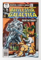 """1979 """"Battlestar Galactica"""" Issue #3 Marvel Comic Book at PristineAuction.com"""