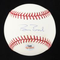 Barry Bonds Signed OML Baseball (Bonds Hologram) at PristineAuction.com