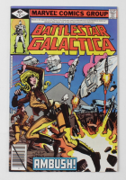 """1979 """"Battlestar Galactica"""" Issue #5 Marvel Comic Book at PristineAuction.com"""