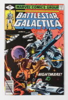 """1979 """"Battlestar Galactica"""" Issue #6 Marvel Comic Book at PristineAuction.com"""