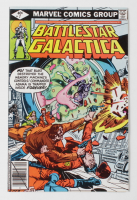 """1979 """"Battlestar Galactica"""" Issue #7 Marvel Comic Book at PristineAuction.com"""