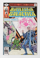"""1979 """"Battlestar Galactica"""" Issue #9 Marvel Comic Book at PristineAuction.com"""